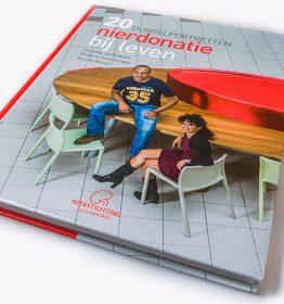 Cover 20 dubbelportretten nierdonatie bij leven