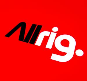 <span>Allrig brand Identity</span><i>→</i>